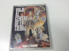 Journey to the center of the land msx