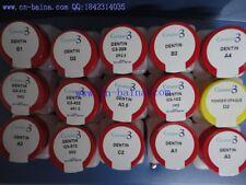 CERAMCO 3 Dentine Porcelain Powder 1oz. 28.4gm by DENTSPLY (ALL SHADES)FAST SHIP