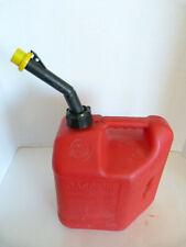 Pre-Ban 2 Gallon 8oz Blitz Self-Vented Gas Can Fuel Container Red #50810 w/ Cap!