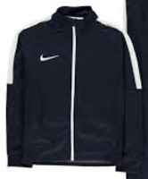 Nike Academy Warm Up Jacket Junior Boys 12-13 years black/white *REF133