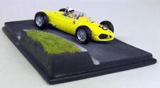Brumm 1/43 Scale AS12 Ferrari 156 GP SPA 1961 O. Gendebien F1 Diecast Diorama