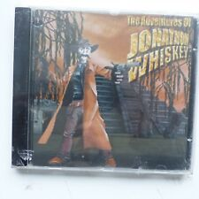 The adventures of JONATHON WHISKEY ERIK ESTRADA 23  CD ALBUM