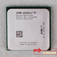 AMD Athlon II X4 645 CPU (ADX645WFK42GM) Socket AM3 3.1 GHz/2M/667 Free ship