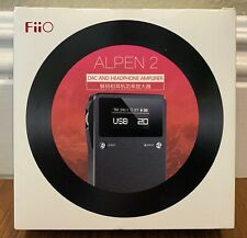 FiiO E17K Alpen 2 Portable Headphone Amplifier USB DAC