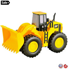 Toy State Caterpillar CAT Wheel Loader Truck For Kids Boys Toddler Xmas Gift New