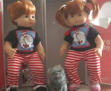 Red Headed Bitty Twins Authentic and NIB with huge lot
