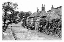pt2256 - Platt Lane , Dobcross , Lancashire - photograph 6x4