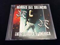 HEROES DEL SILENCIO - ENTRE EUROPA Y AMERICA - CD SILVER- NUEVO ED. LIMIT NUM 32