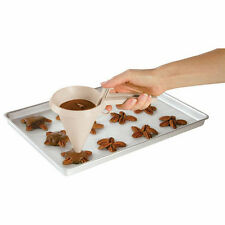 Candy Melt Batter Easy Pour Funnel Chocolate Molding Cake Push Button New*