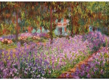 Wentworth Wooden Jigsaw Puzzle 250 Pieces - Monet - Giverny