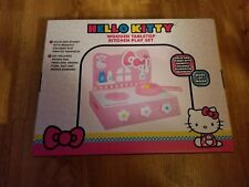 New Hello Kitty Table Top Kitchen Play (wood)