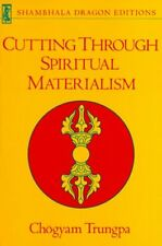 Cutting Through Spiritual Materialism (Shambhala D