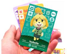 Carte Animal Crossing NFC Switch Wii U 3DS Amiibo Villageois New Horizon Serie 1
