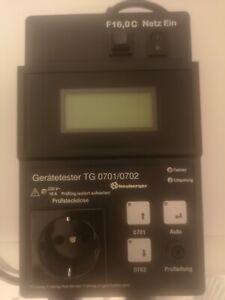 GMW Neuberger VDE 0701/0702 Gerätetester