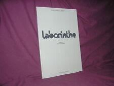 Laborinthe par Lambert gravures Pierre Alechinsky