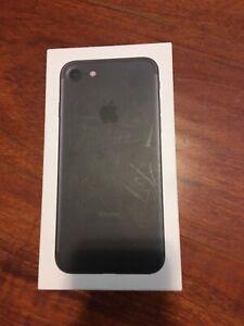Apple iPhone 7 - 32GB - Black (Unlocked) A1660 (CDMA + GSM) Smartphone - NEW