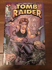 Tomb Raider: The Series #8 (2000) Image Comics