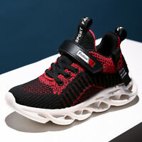 Boys Casual Shoes Sneakers Leisure Sports Big Kids Athletic Breathable Youth Gym