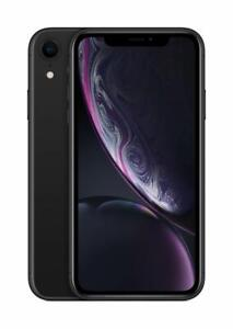 "Apple iPhone XR 64GB Schwarz Black Ohne Simlock A2105 6,1"" WIE NEU & OVP"