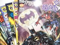 Auswahl = MARVEL / DC CROSSOVER  #  1 - 20  Neuwertig