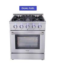 "Thor Kitchen 30"" Dual Fuel Range"