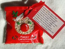 Magical Glitter Reindeer Food, With Poem