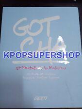 Got7 Gotcha 1st Photobook in Malaysia Photobook DVD Postcard Set Good KPOP