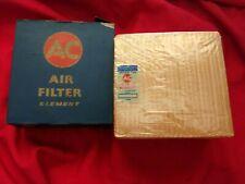 NOS AC England Air Filter Element A6035 Jaguar 3.4/3.8 S-Type Austin Princess 3