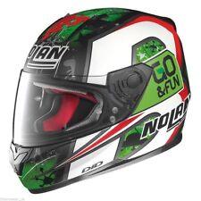 NOLAN N64 Bastianini Full Face Motorcycle Motorbike Helmet WITH FREE DARK VISOR