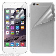 Película delantera y trasera Irriyable para iPhone 6 Protector De Pantalla