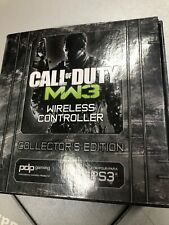 Wireless Controller Call Of Duty Modern Warfare 3 MW3 Collector's Ed. PS3 USATO