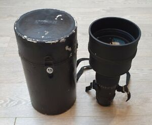 Nikon Nikkor 300mm f2.8 with case, strap and Filter Very Good Condition