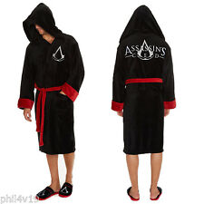 Assassins Creed Bathrobe Dressing Gown ( Mens bath robe assasins asassins cred)