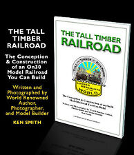 TALL TIMBER CD Book a 9x12 On30 Layout You Can Build