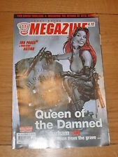 JUDGE DREDD THE MEGAZINE - Series 4 - No 12 - Date 07/2002 - UK Comic