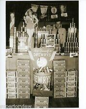 Drewreys Beer Display Vintage Drewreys Beer Cases Blue Link Store Marquette MI