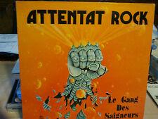 "attentat rock""gang des saigneurs""lp.12""+ encart..or.fr.devil's:fod40.sortilege"