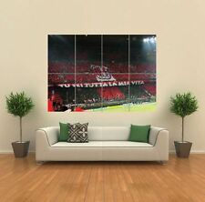 AC MILAN FOOTBALL SAN SIRO NEW GIANT ART PRINT POSTER PICTURE WALL G1147