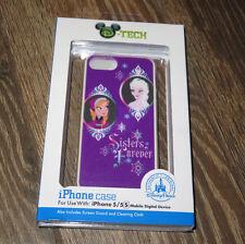 NEW Disney Authentic D-Tech Frozen Sisters Forever Elsa & Anna iPhone 5/5S Case