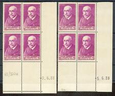 Francia 1938 YZ 377a coindate ** (17370