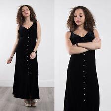 Velvet Casual Maxi Dresses for Women