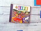 Game Of Life Cd-rom Pc Computer Game 1998 Board Hasbro Windows 95 98 Disc Retro