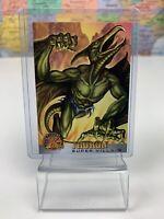 SHIPS SAME DAY 1995 Fleer X-Men Card Sauron 74 Marvel