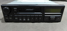 Mercedes-Benz OEM Radio Stereo Cassette Player Sound by Bose CQ-LP2610Z