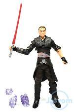 Star Wars 30th Evolutions Vader Apprentice Sith Starkiller Loose Complete