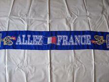 d1 sciarpa FRANCIA football federation association scarf schal bufanda france
