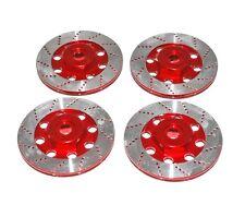 Rc Car Aluminum 12mm Hex Disc Brakes For Traxxas 4tec Tamiya TT01 TT02 TT01e M05