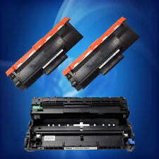 3PK Brother DR820 TN850 Toner+Drum Combo For MFC-L5800 5850DW 5900DW 6700D