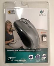Logitech Mouse M515 + Unifying Nano Receiver Silver/Grey Windows PC/MAC
