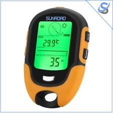 Sunroad FR500 Multifunction Outdoor Altimeter Barometer Compass Thermometer Etc